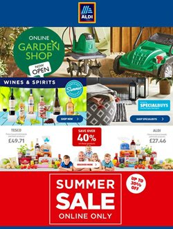 Aldi offers in the Leeds catalogue