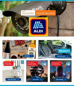 Aldi offers in the Lewisham catalogue