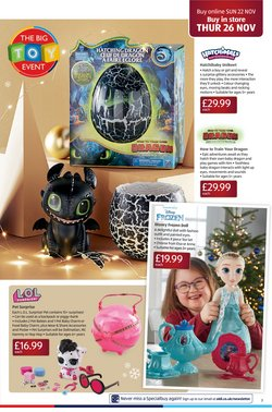 Supermarkets offers in the Aldi catalogue ( 11 days left )