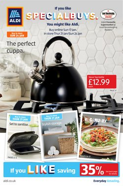 Aldi catalogue ( 11 days left )