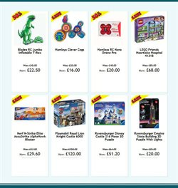 Hamleys offers in the London catalogue