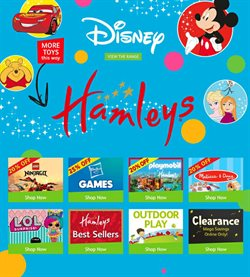 Toys & babies offers in the Hamleys catalogue in Haringey