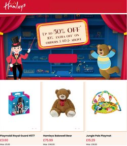 Toys & Babies offers in the Hamleys catalogue in Newport ( 7 days left )