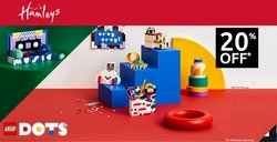Toys & Babies offers in the Hamleys catalogue ( 9 days left)