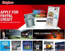 Electronics offers in the Hughes catalogue in Swansea ( 3 days left )