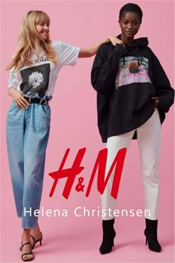 H&M catalogue in London ( 18 days left )