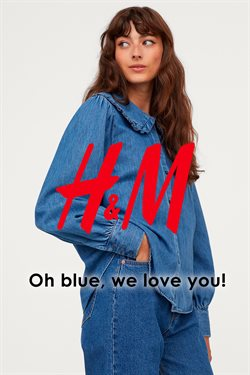 H&M catalogue Palace Gardens Shopping Centre in London ( 13 days left )