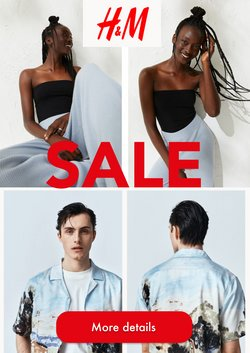 H&M offers in the H&M catalogue ( 30 days left)