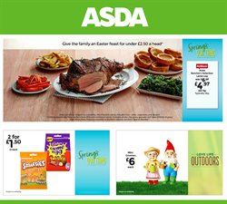 Supermarkets offers in the Asda catalogue in Hackney