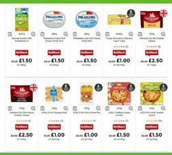 Cheese offers in the Asda catalogue in London
