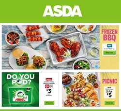 Asda offers in the Uckfield catalogue