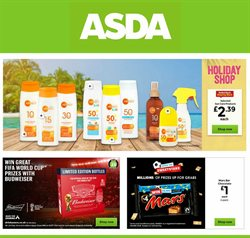 Supermarkets offers in the Asda catalogue in Stafford