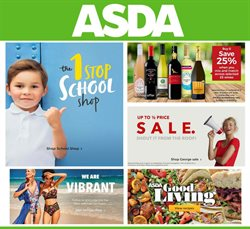 Supermarkets offers in the Asda catalogue in Cheltenham