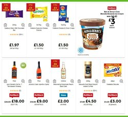Chocolate offers in the Asda catalogue in Harrogate