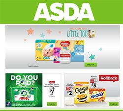 Supermarkets offers in the Asda catalogue in Middlesbrough
