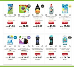 Gel offers in the Asda catalogue in Aberdeen