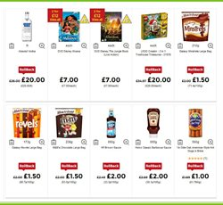 Chocolate offers in the Asda catalogue in Widnes