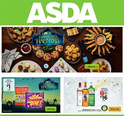 Supermarkets offers in the Asda catalogue in Birkenhead