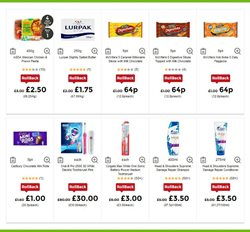 Food offers in the Asda catalogue in York