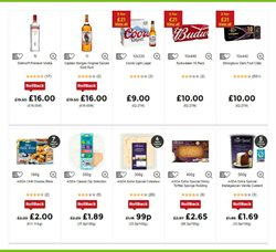 Cheese offers in the Asda catalogue in Birkenhead