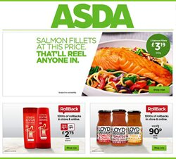 Fish offers in the Asda catalogue in Cheltenham