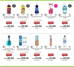 Gel offers in the Asda catalogue in London