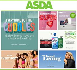 Supermarkets offers in the Asda catalogue in Glasgow