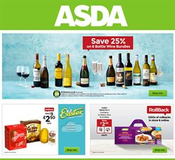 Supermarkets offers in the Asda catalogue in Hammersmith