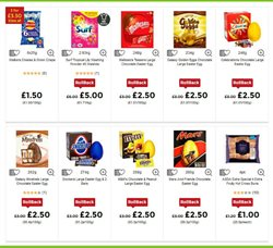 Chocolate offers in the Asda catalogue in London