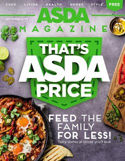 Asda catalogue ( 3 days ago )
