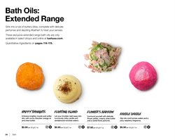 Saint Valentine's Day offers in the Lush catalogue in London