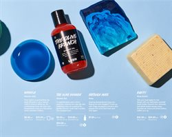 Gel offers in the Lush catalogue in Aberdeen