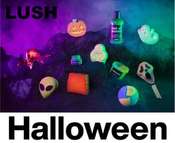 Lush offers in the Lush catalogue ( 4 days left)