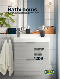 Bathroom offers in the IKEA catalogue in London