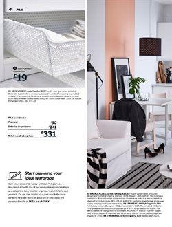 Sofa offers in the IKEA catalogue in London