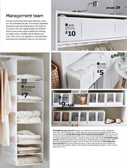 Bed offers in the IKEA catalogue in London