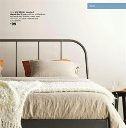 Mattress offers in the IKEA catalogue in London