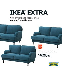 IKEA offers in the Liverpool catalogue