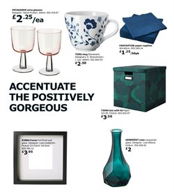 Mug offers in the IKEA catalogue in London