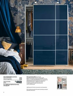 Curtains offers in the IKEA catalogue in London