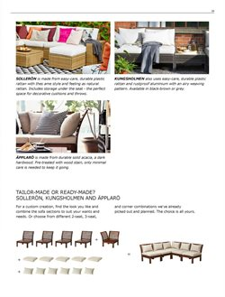 Lounge furniture offers in the IKEA catalogue in Glasgow