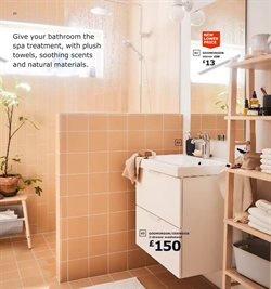 Towels offers in the IKEA catalogue in London