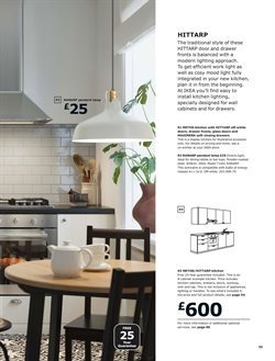Lamp offers in the IKEA catalogue in Hammersmith