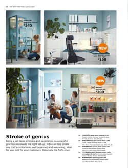 Shelving offers in the IKEA catalogue in London