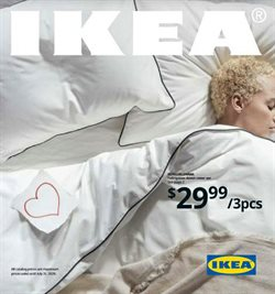 IKEA offers in the London catalogue