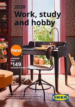 Home & Furniture offers in the IKEA catalogue in London ( More than a month )