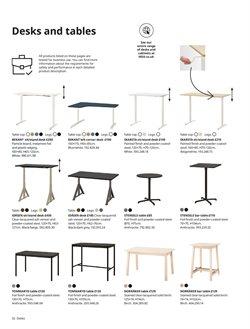 Offers of Desk in IKEA