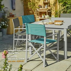 Table offers in the B&Q catalogue in Runcorn