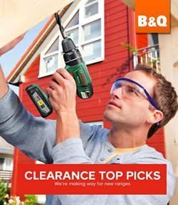 Garden & DIY offers in the B&Q catalogue in Stafford