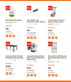 Tools offers in the B&Q catalogue in Rhondda